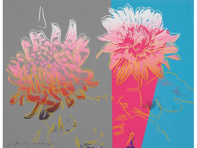 Andy Warhol (1928-1987); Kiku;