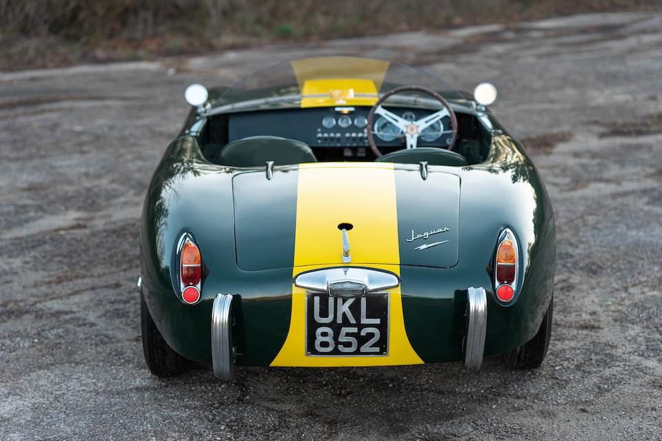 <b>1953 RGS Atalanta  </b><br />Engine no. F1632-8 <br />Old UK Registration no. UKL 845