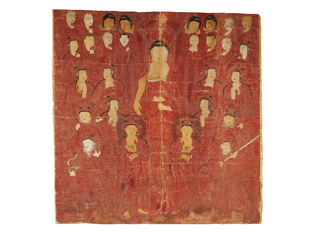 ANONYMOUS  Yeongsan (Vulture Peak) AssemblyJoseon dynasty (1392-1897), 17th/18th century