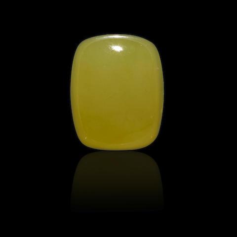 Lime Green Garnet