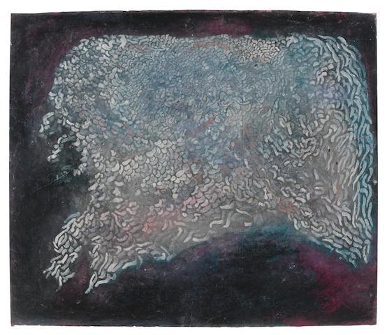YAYOI KUSAMA (B. 1929) No. 5.B. 1958