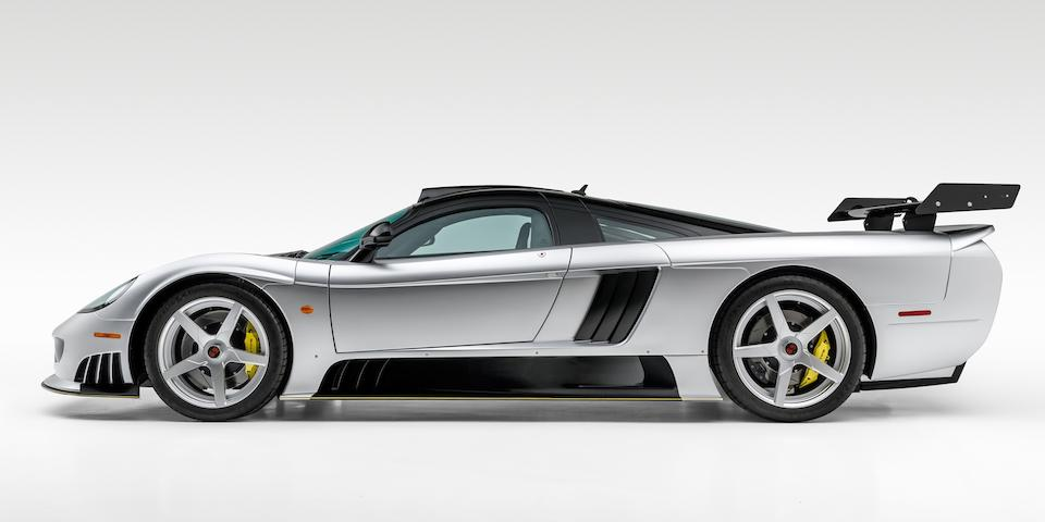 One of just 3 examples ever built  Groundbreaking 1000hp performance One owner and just 300 miles from new ,2007 Saleen S7-LM