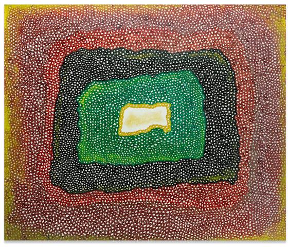 YAYOI KUSAMA (B. 1929) Untitled 1965