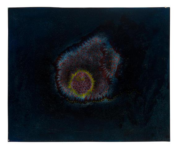 YAYOI KUSAMA (B. 1929) Untitled 1952