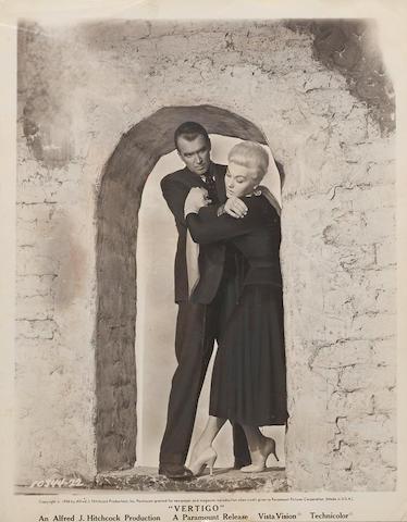 An Alfred Hitchcock photographic archive from Vertigo