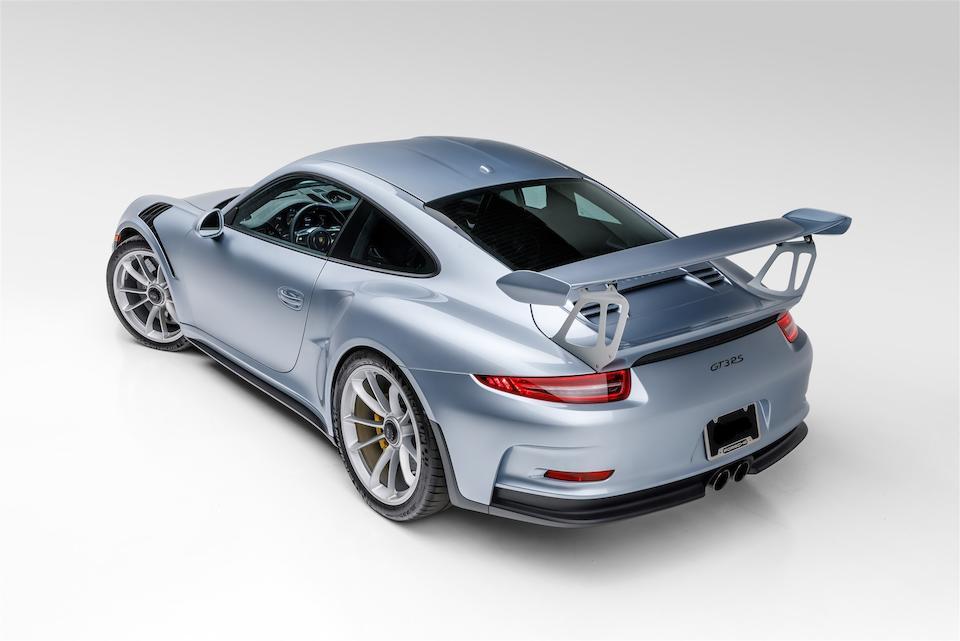 2016 Porsche 911 GT3 RS  VIN. WP0AF2A92GS193911