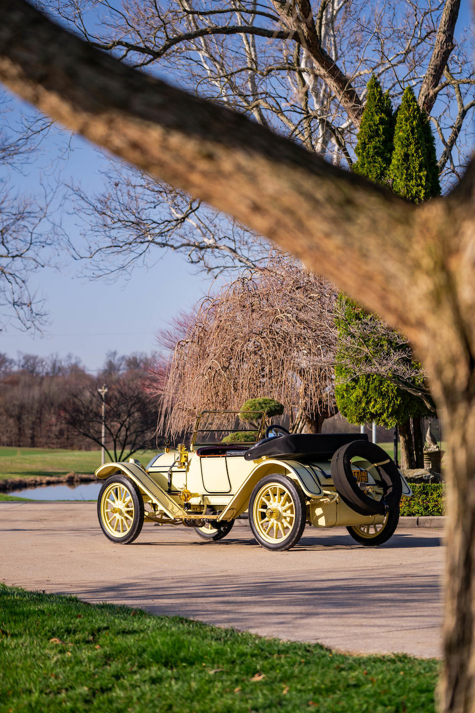<b>1913 Mercer Type 35K Runabout  </b><br />Chassis no. 1186 <br />Engine no. 954
