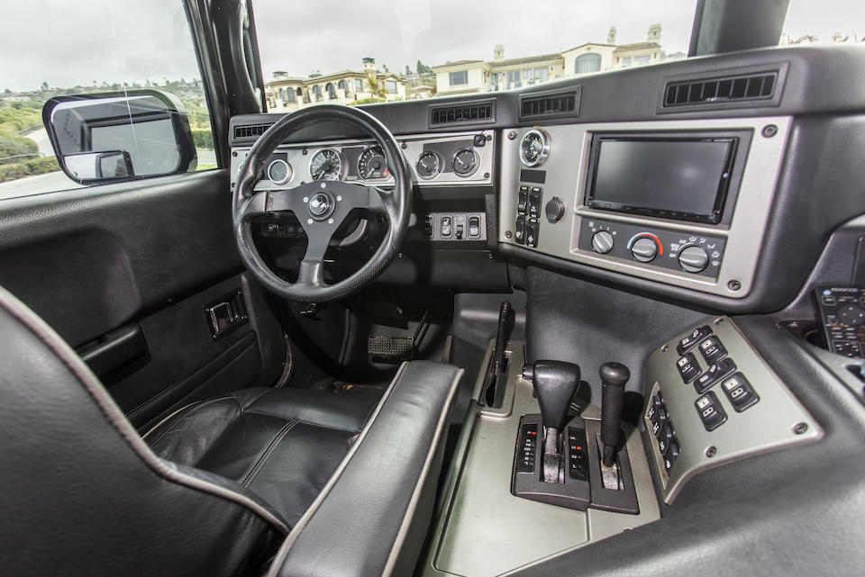 2006 Hummer H1 Alpha  VIN. 137PH84336E23430