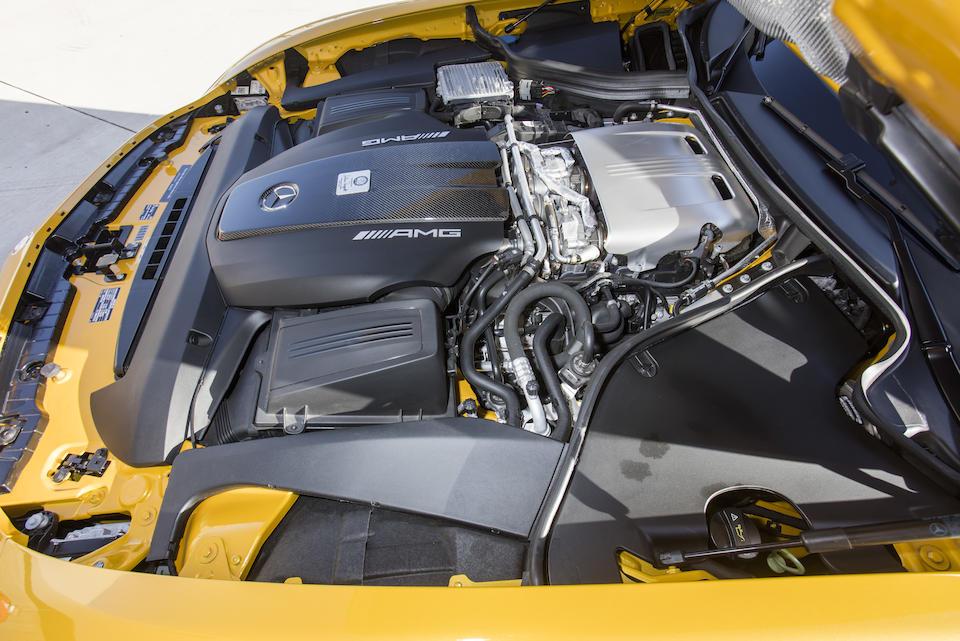 2016 Mercedes-AMG GT S VIN. WDDYJ7JA6GA003656