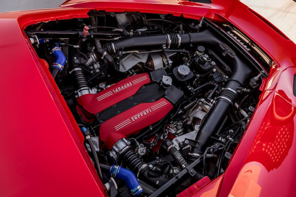 2018 Ferrari  488 Challenge Evo  VIN. ZFF87EXX000231632