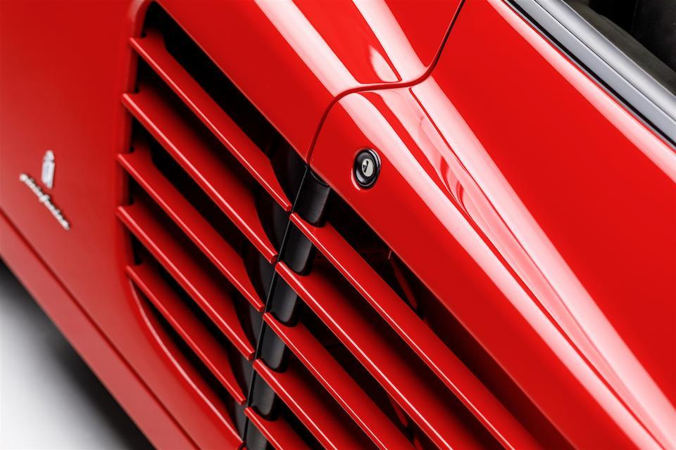 1993 Ferrari  512 TR Design by Pininfarina  VIN. ZFFLM40A6P0094365