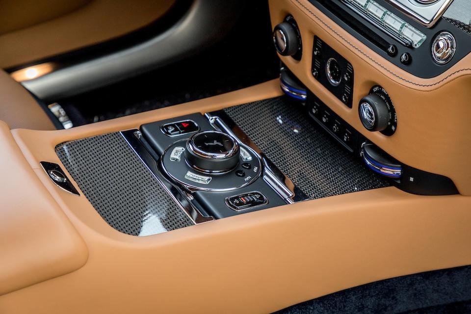 2019 Rolls-Royce Wraith GT  VIN. SCA665C51KUX87184