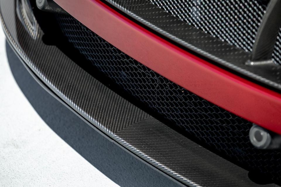 2017 Aston Martin V12 Vantage S Roadster VIN. SCFEKBFR5HGS22958,