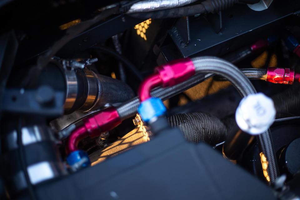 2005 Lamborghini Gallardo VIN.ZHWGU11M45LA02568