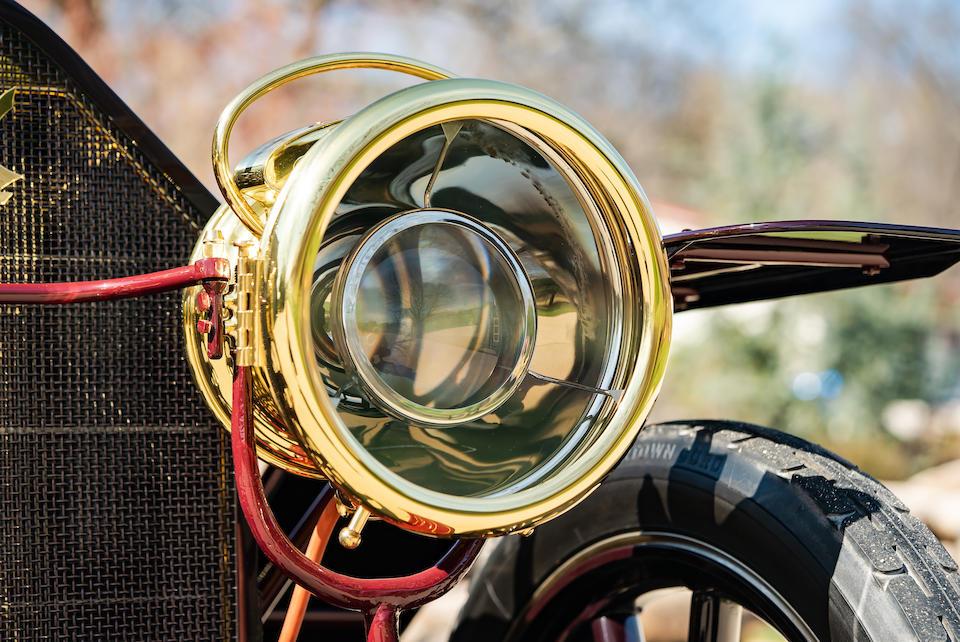 "<b>1908 Simplex 50hp ""Speedcar""  </b><br />Chassis no. 211"