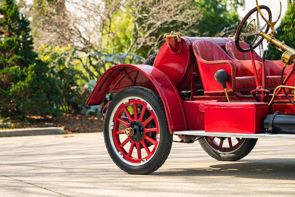 <b>1912 Hudson Model 33 'Mile-A-Minute' Roadster  </b><br />Chassis no. 28074 <br />Engine no. KK13349