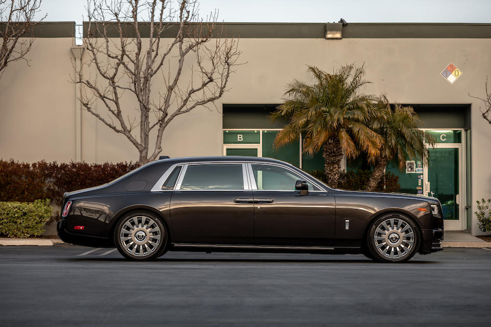 2019 Rolls-Royce Phantom EWB  VIN. SCA688L53KU105661