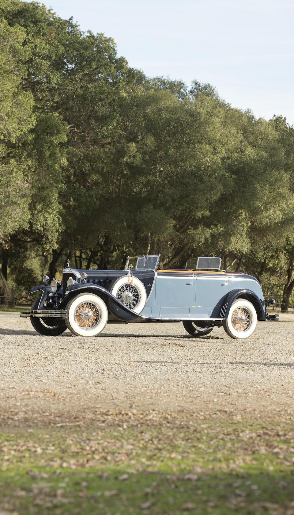 <b>1928 Mercedes-Benz 630 K 'La Baule' Torpedo Transformable  </b><br />Chassis no. 385133 <br />Engine no. 60793