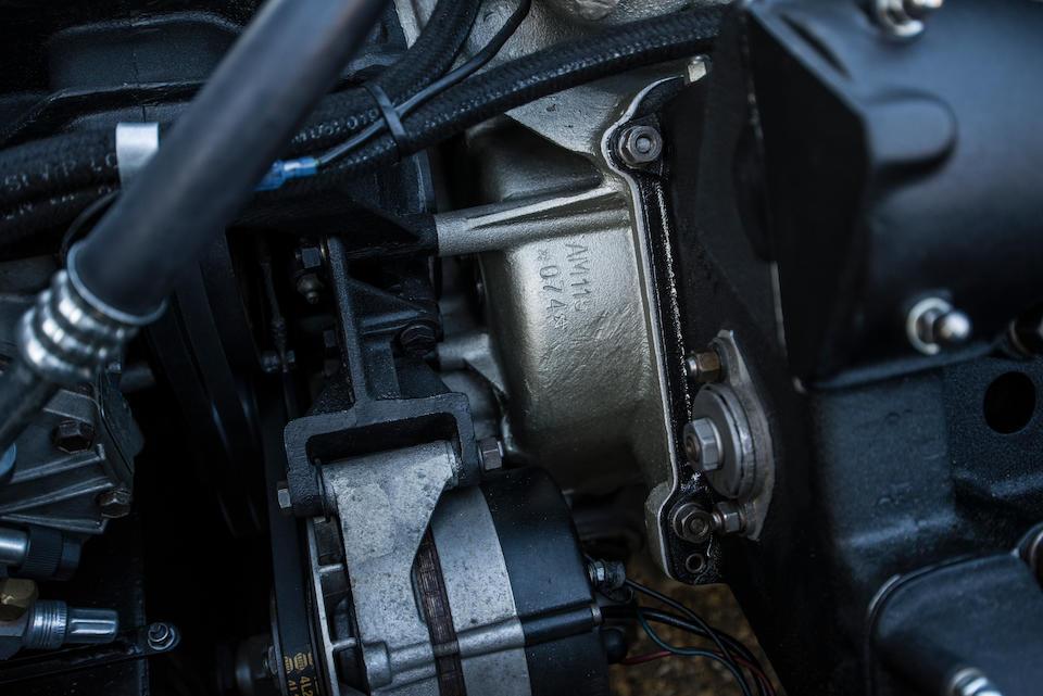 <b>1967 Maserati  Ghibli 4.7 Coupe  </b><br />Chassis no. AM115.074 <br />Engine no. AM115.074