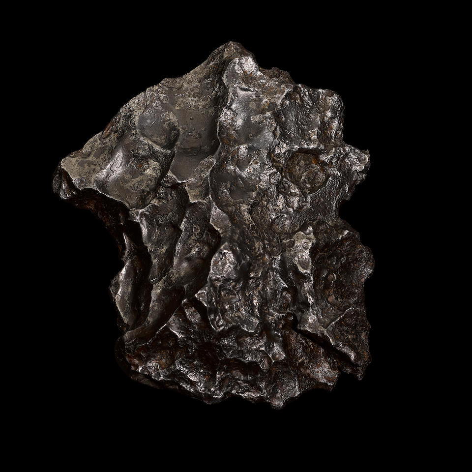 Superb Sikhote-Alin Meteorite