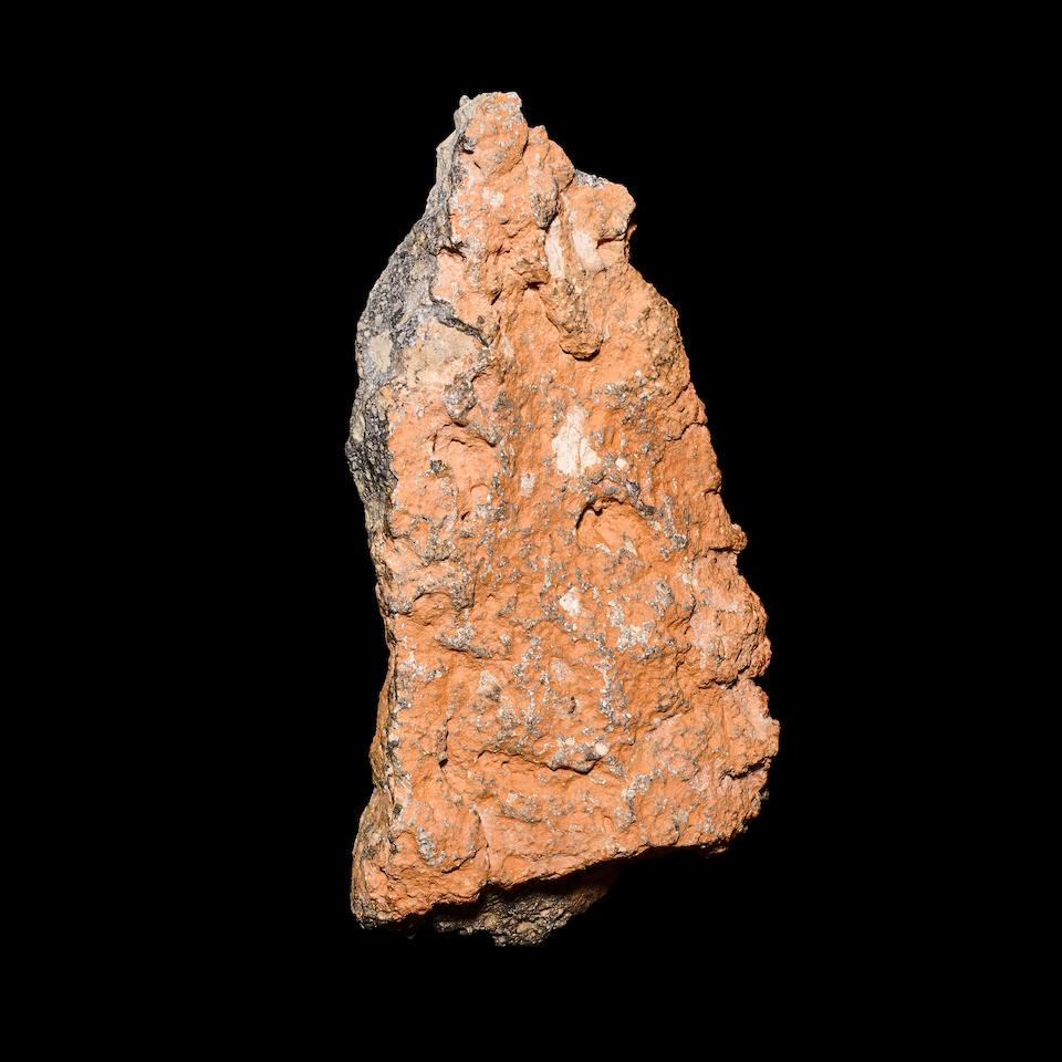 Incomparable Lunar Meteorite - End Cut