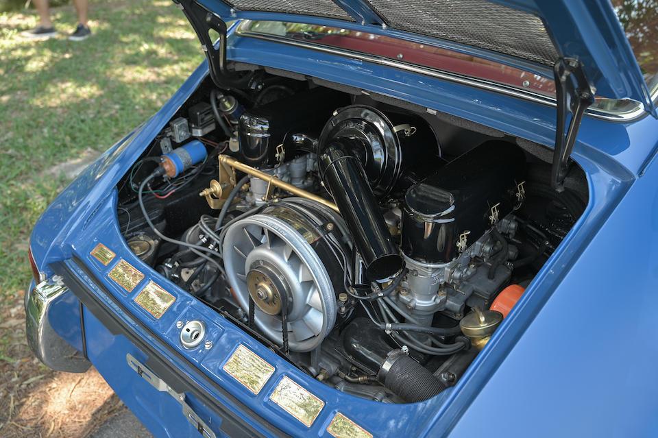 <b>1966 Porsche 911  </b><br />Chassis no. 303494 <br />Engine no. 903642