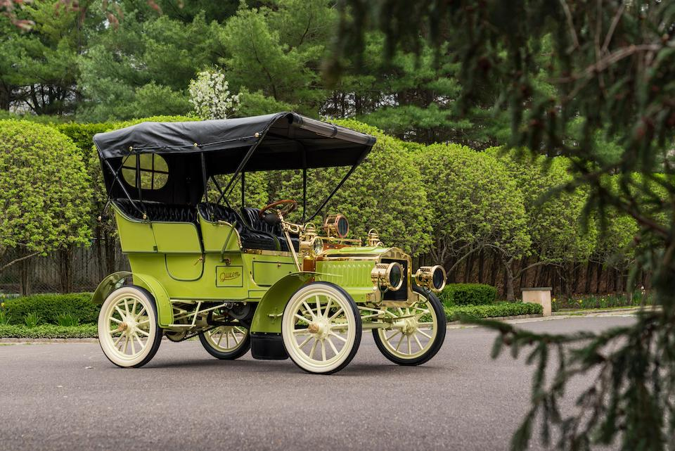 <b>1905 Queen Model E Light Touring  </b><br />Chassis no. 1385