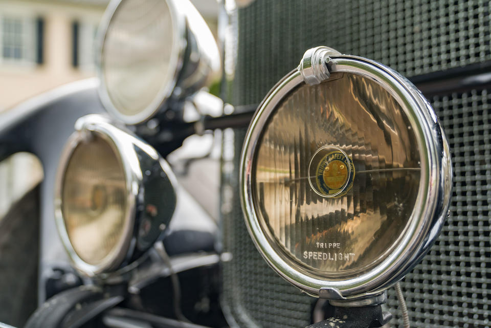 <b>1929 Packard Model 640 Custom Eight Roadster  </b><br />Chassis no. 170979 <br />Car no. 170774  <br />Engine no. 171117