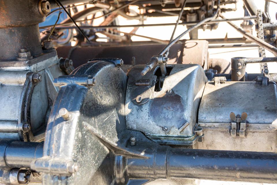 <b>1904 Pierce Model 8M  Motorette  </b><br />Engine no. 187 <br /><br />VCC Dating Certificate no. 2264