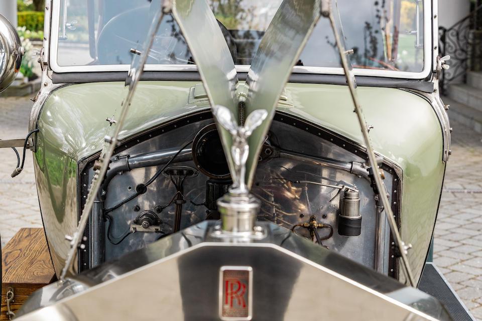 <b>1921 Rolls-Royce 40/50 HP Silver Ghost Touring Phaeton  </b><br />Chassis no. 47AG <br />Engine no. 144AL