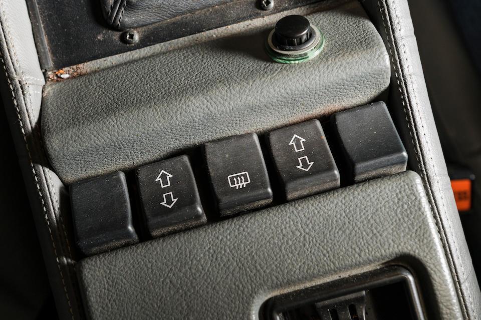 <b>1982 DeLorean DMC12 </b><br />VIN. SCEDT26T5CD011262