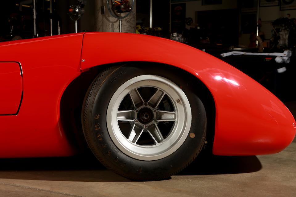<b>1967 Sbarro Lola T70 MK III Spyder  </b><br />Chassis no. ACA0012
