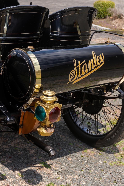 "<B>1906 Stanley 30HP ""Vanderbilt"" </B>"
