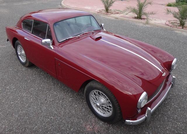 <b>1958 Aston Martin DB MkIII  </b><br />Chassis no. AM300/3/1307 <br />Engine no. DBA/924