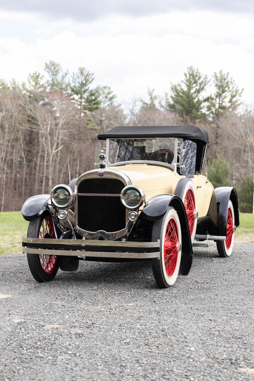<b>1921 Haynes Model 47 Special Speedster  </b><br />Engine no. 39799