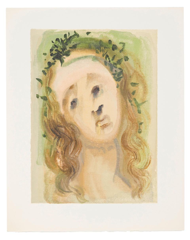 Salvador Dalí (1904-1989); La Divine Comédie, from Dante Alighieri, L'Enfer; La Purgatoire; Le Paradis; (7)