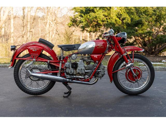 1951 Moto Guzzi Falcone Sport Frame no. 29135 Engine no. F93201