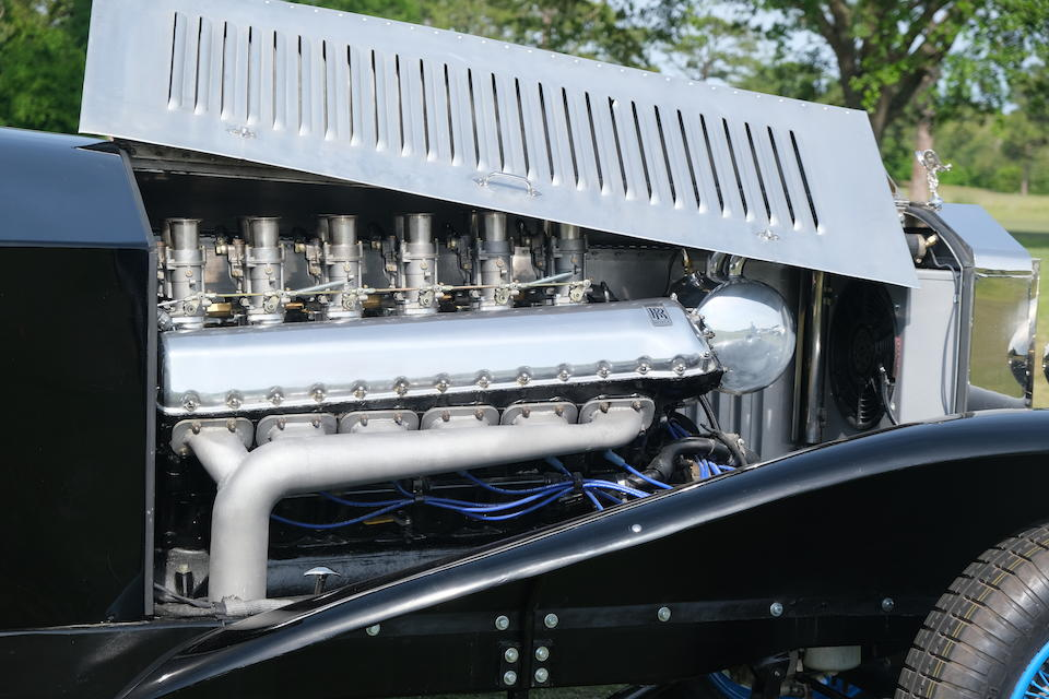 <b>c.1928 'EX' Series Phantom Recreation   </b><br />Engine no. R49358