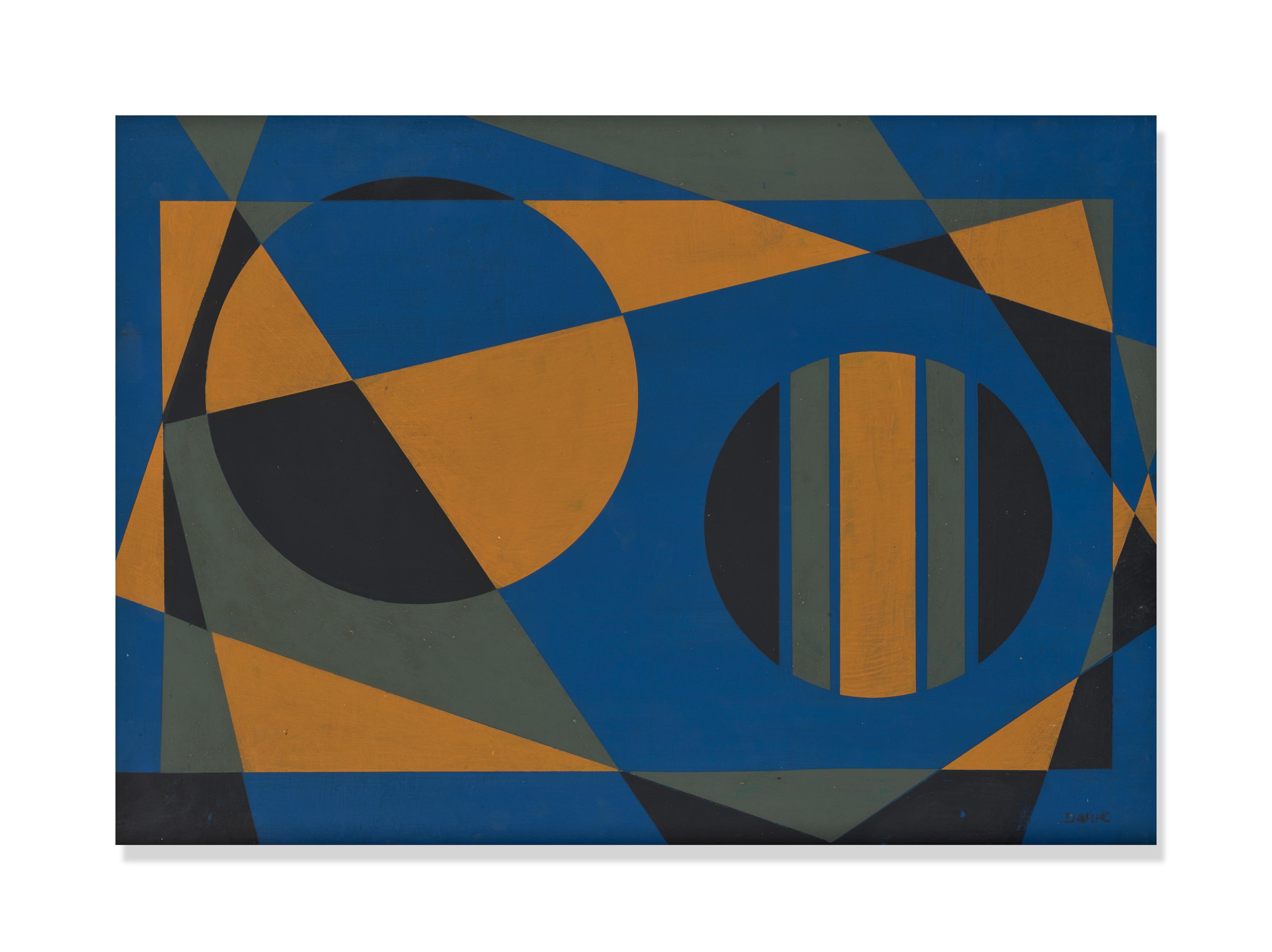 SANDÚ DARIÉ (1908-1991) Untitled