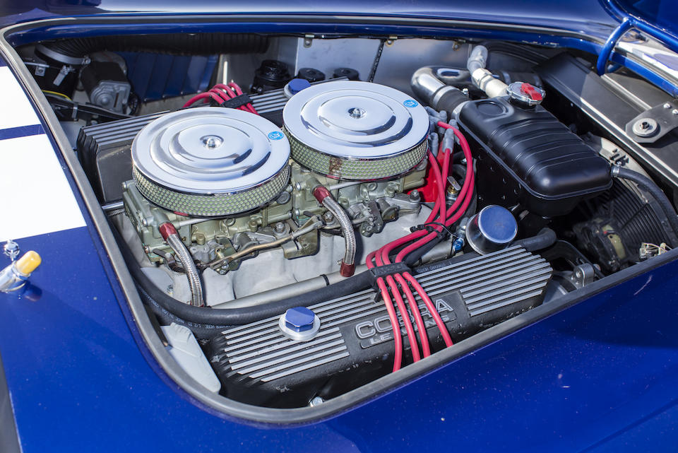 1966 Shelby Cobra 427<br />  Chassis no. CSX3205