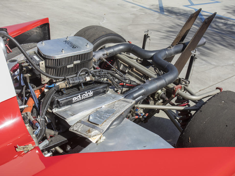 1990  Shelby Can-Am RACING SINGLE SEATER <br /> Chassis no. 033