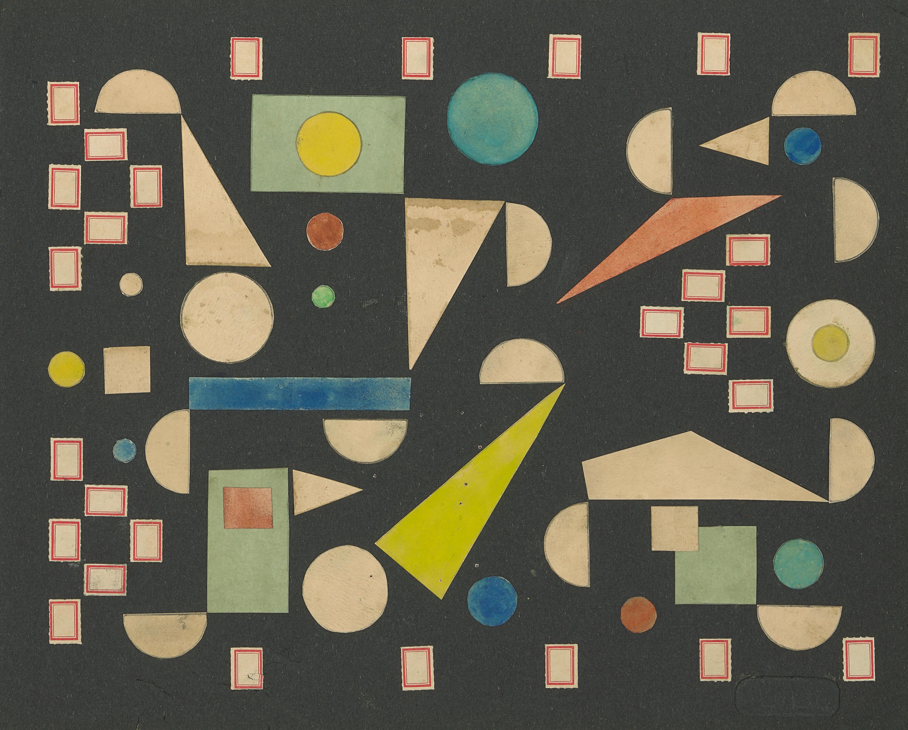 LOLÓ SOLDEVILLA (1901-1971) Untitled 1956