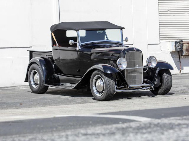 1931 Ford Model A Roadster Pick Up Hot Rod<br />  Chassis no. A4531229