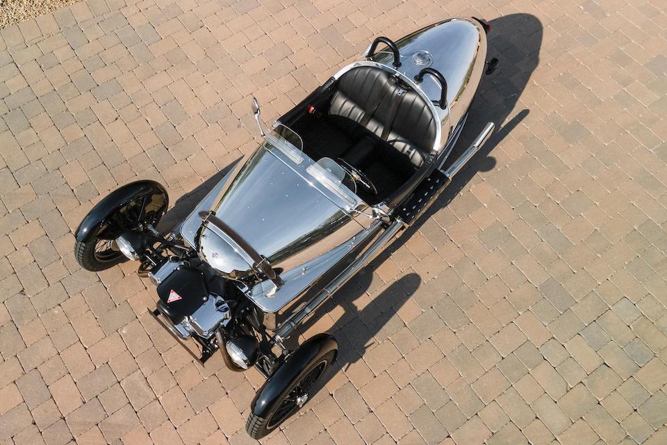 2014 Morgan 3-Wheeler Brooklands Edition <br /> VIN. SA9M32851EP202122 <br />  Engine no. P5600557
