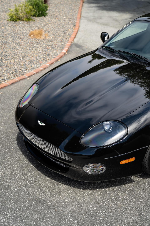 2000 Aston Martin DB7 Vantage <br />VIN. SCFAB2230YK300740