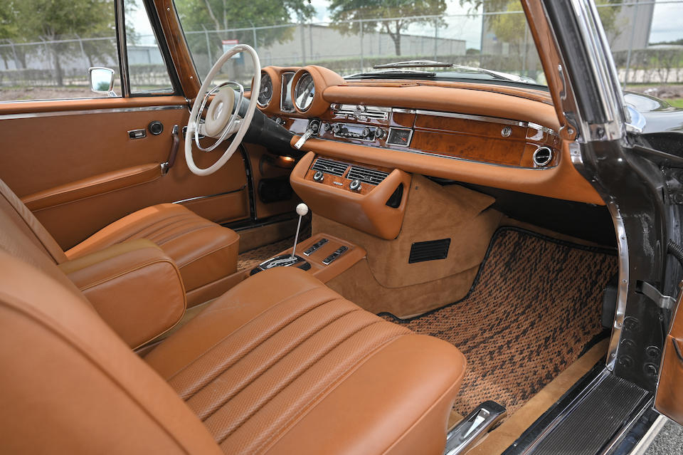 1971 Mercedes-Benz 280SE 3.5 Coupe  <br />Chassis no. 111026.12.003665