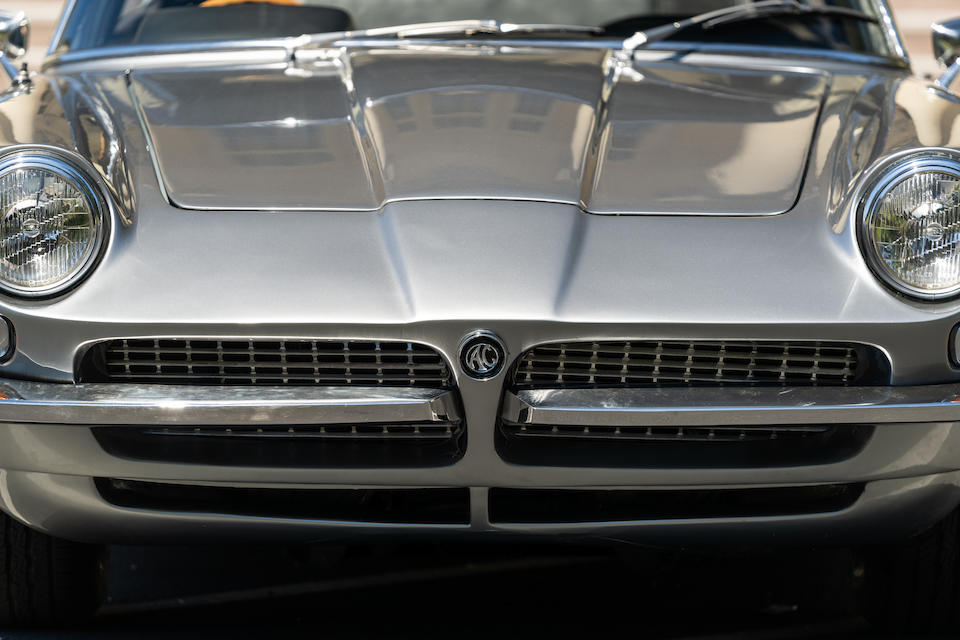 1971 AC 428 Fastback <br /> Chassis no. CF60<br /> Engine no. 1092K11KR