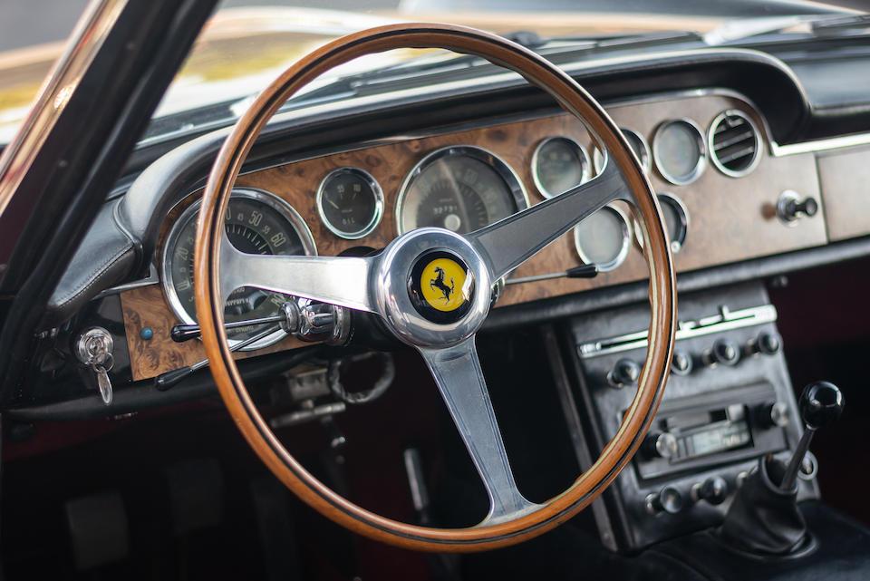 <b>1963 Ferrari 250 GTE Series III 2+2  </b><br />Chassis no. 4829 <br />Engine no. 4829