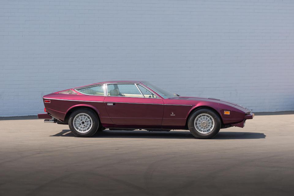 <b>1975 Maserati Khamsin  </b><br />Chassis no. AM120US1116