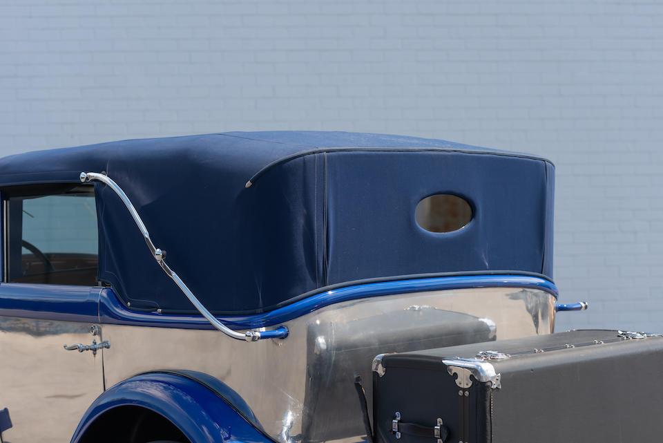<b>1930 Rolls-Royce Springfield Phantom I Salamanca  </b><br />Chassis no. S476MR <br />Engine no. 22769